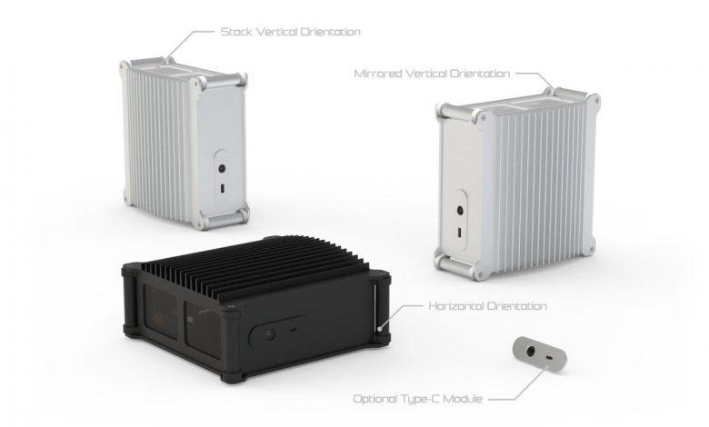 Photo of Streacom DB1, caja para PCs Mini-ITX con refrigeración totalmente pasiva