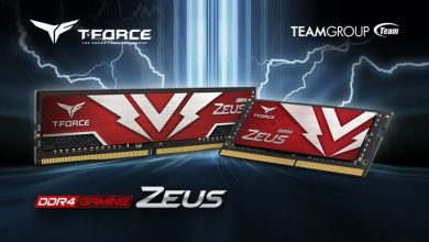 Photo of TeamGroup presenta sus memorias para PC y portátiles T-FORCE ZEUS