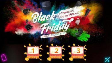 Photo of Aprovecha los descuentos en productos Tronsmart este Black Friday