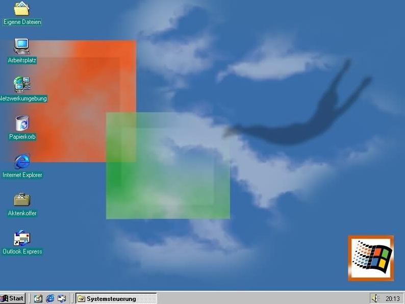 Windows Me historia