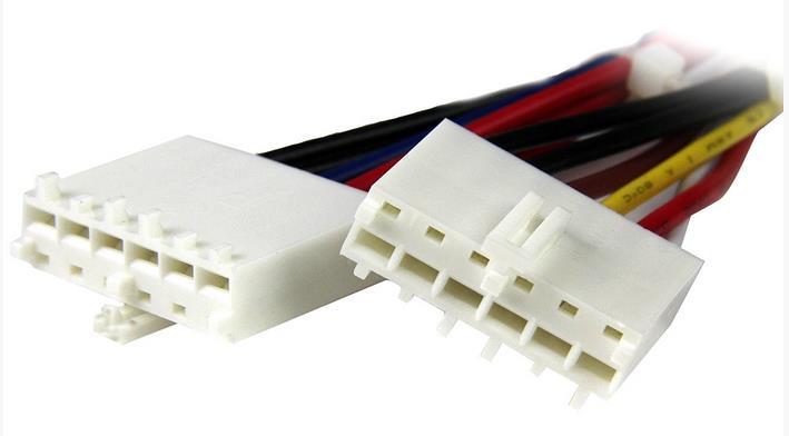 Conectores fuente AT (P8 / P9)