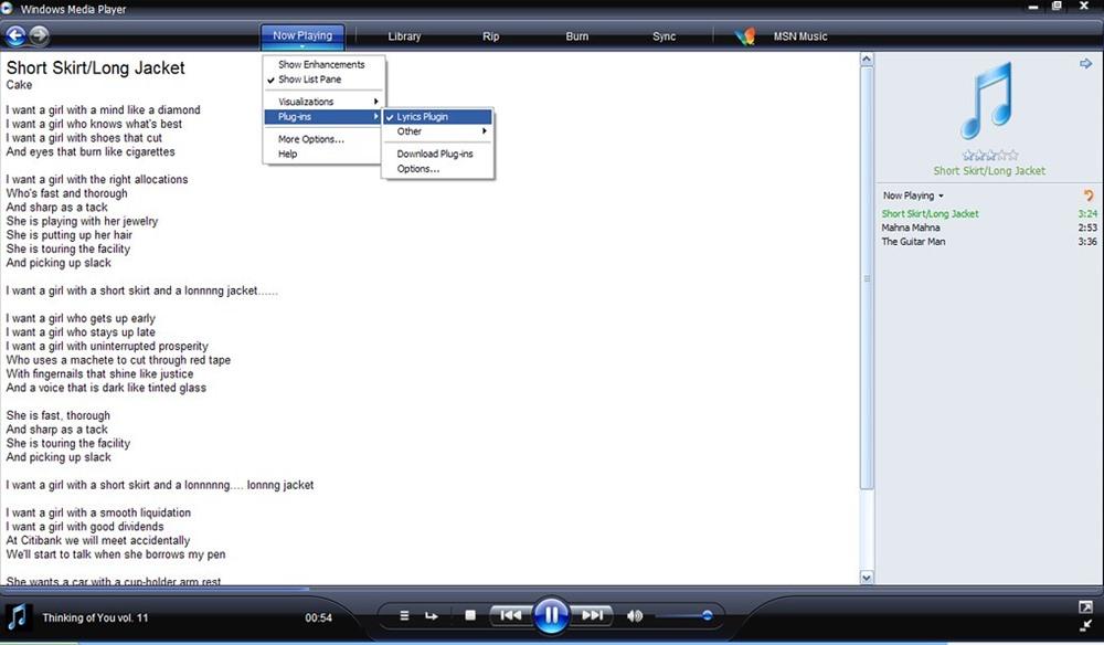 historia Windows Vista Windows Media Player