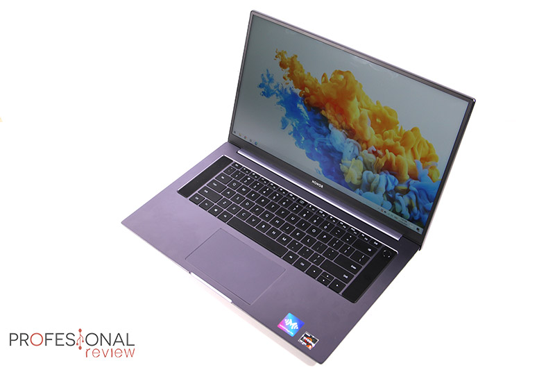 Honor Magicbook PRO pantalla
