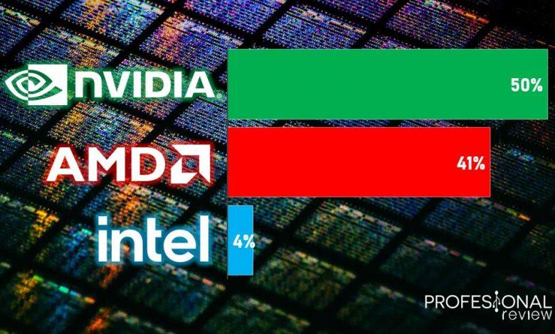 Photo of Intel domina el mercado de semiconductores, pero AMD y NVIDIA crecen mucho más rápido