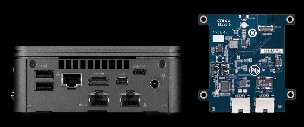 mini PC Gigabyte Brix S