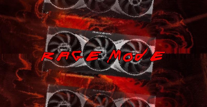 gráfica 60 fps rage mode