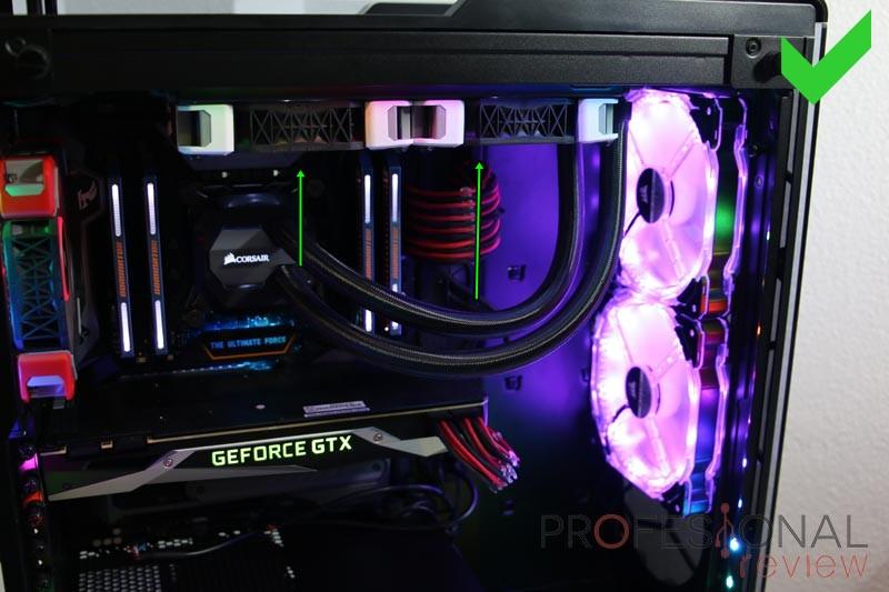 refrigeración líquida cómo no montar CPU