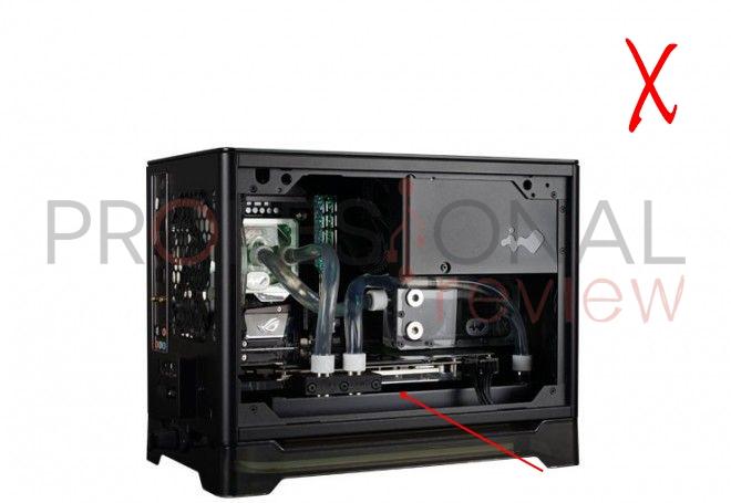 refrigeración líquida CPU cómo no montar