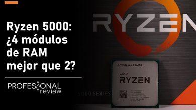 Photo of Usar 4 módulos de RAM en vez de 2 mejora el rendimiento de Ryzen 5000 hasta en un 10%