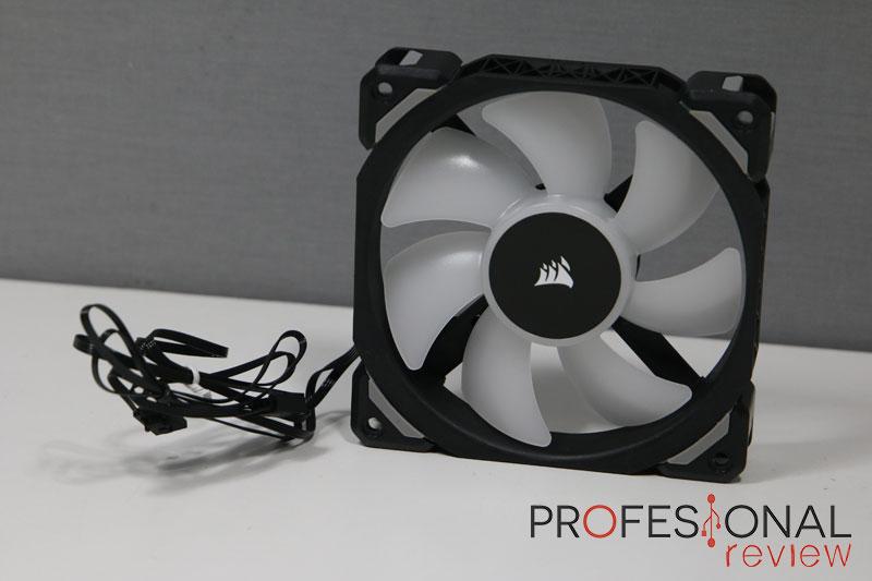 Ventilador de PC tamaño 120mm