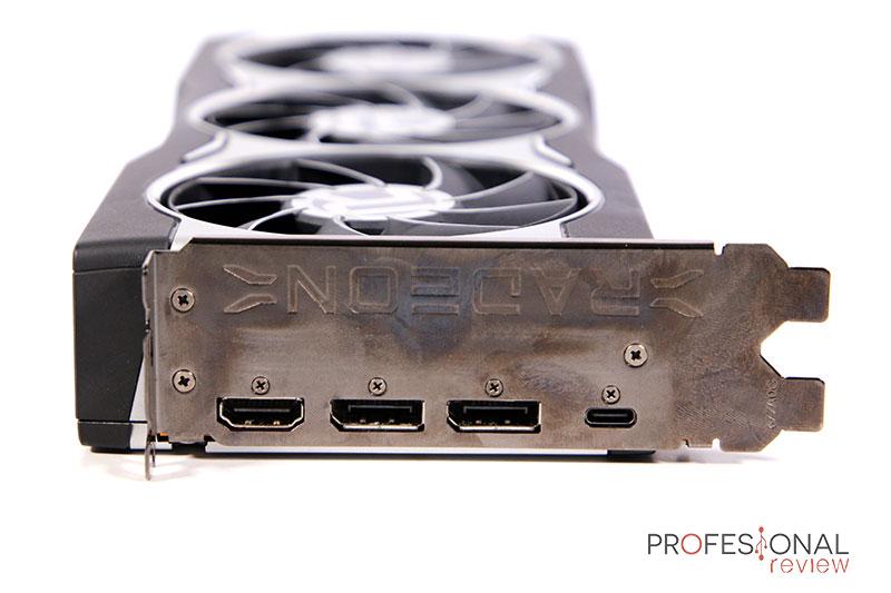 AMD Radeon RX 6800 Puertos