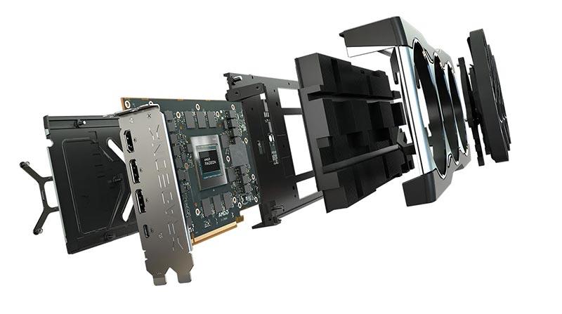 AMD Radeon RX 6800 Disipador