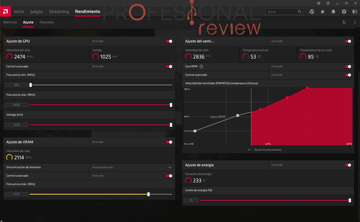 AMD Radeon RX 6800 Overclocking