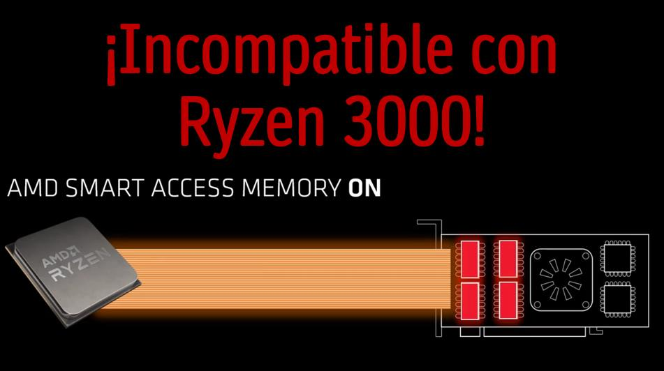 AMD Smart Access Memory Ryzen 3000