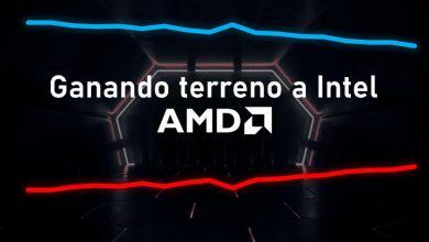 Photo of La encuesta de hardware de Steam muestra a AMD ganando terreno a Intel