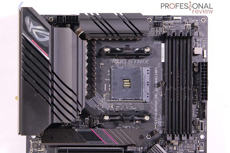 Asus ROG Strix B550-XE Gaming Wi-Fi Review