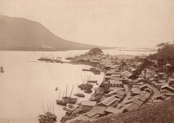 Busan puerto