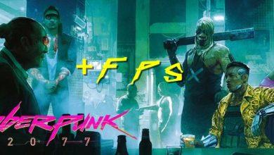 más FPS Cyberpunk 2077