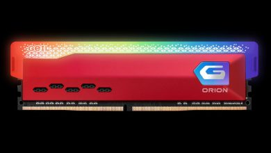Photo of GeIL Orion, nuevas memorias 'gaming' enfocadas en Ryzen