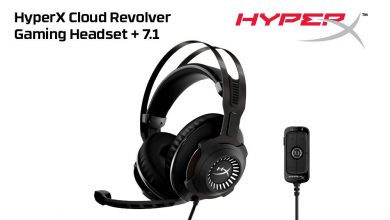 Photo of HyperX Cloud Revolver + 7.1, nuevos auriculares 'gaming' surround