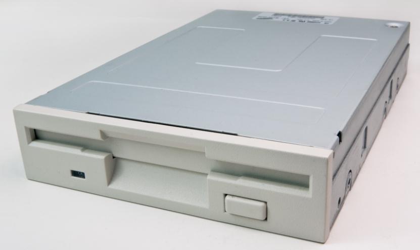 disquetera 3.5 pulgadas