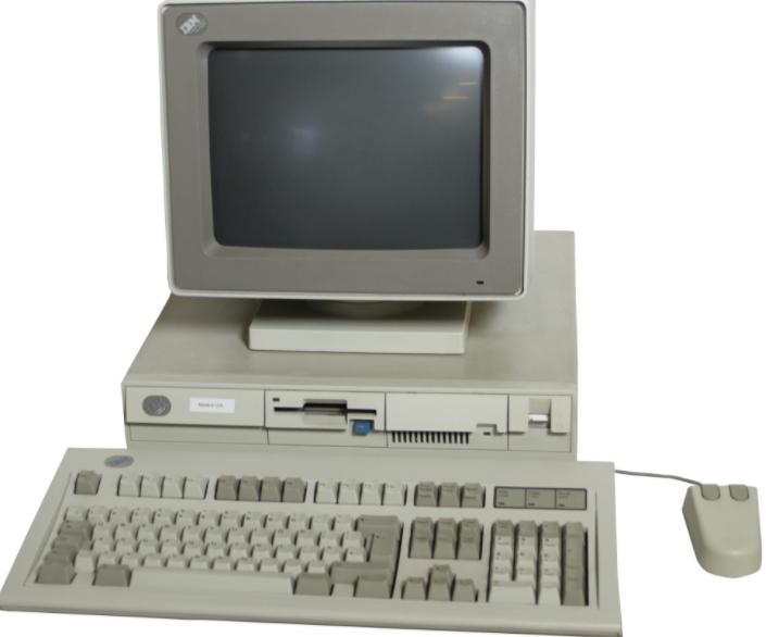 IBM PS/2 Model 30