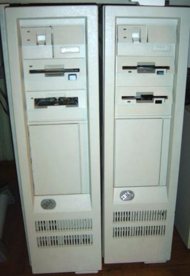 IBM PS/2 Model 60 y 80