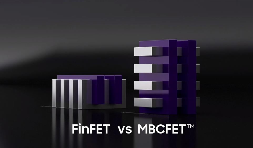 MBCFET vs Finfet