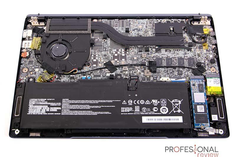 MSI Prestige 14 Evo Hardware