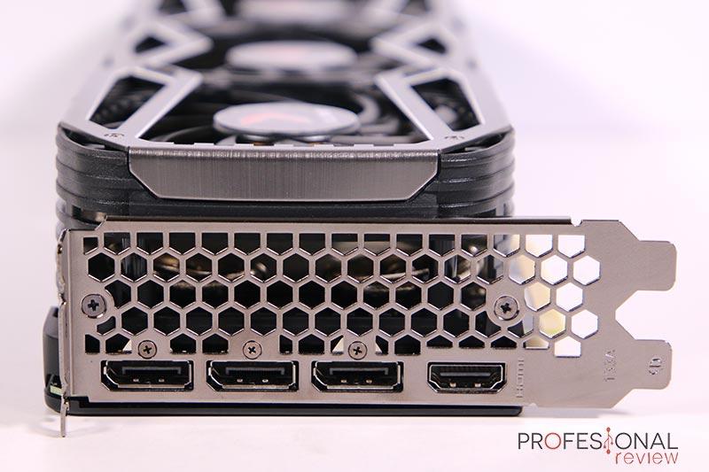 PNY-RTX-3070 puertos
