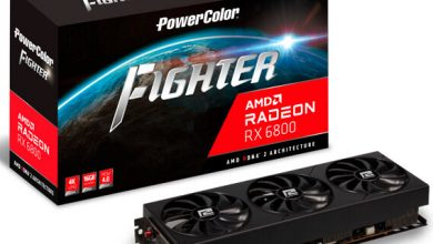 Photo of PowerColor anuncia su nuevo modelo personalizado RX 6800 FIGHTER