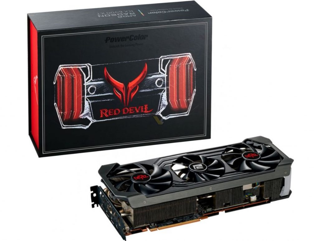 PowerColor RX 6900 XT Edition Limited