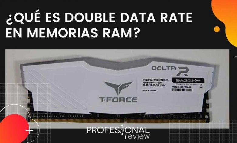 Que es double data rate memorias RAM