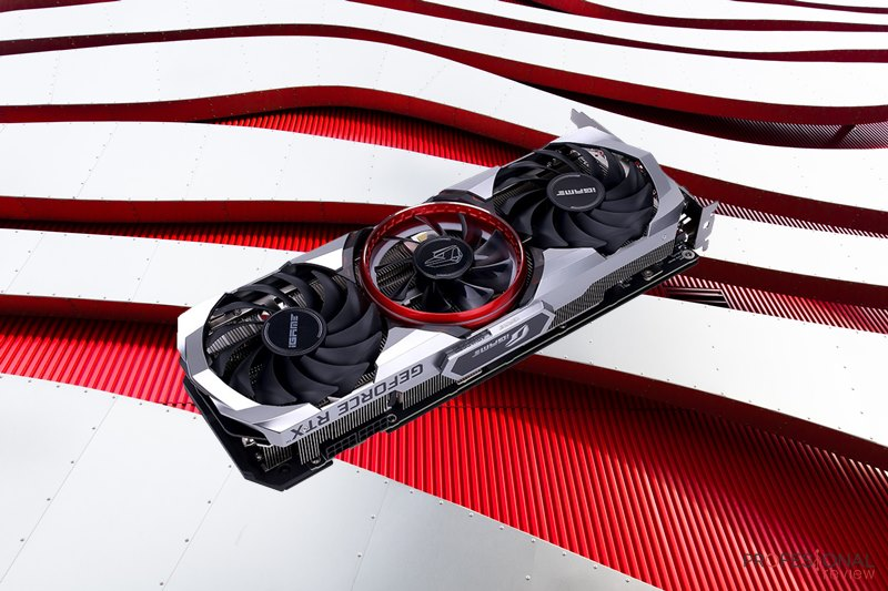 iGame GeForce RTX 3060 Ti Advanced OC-V