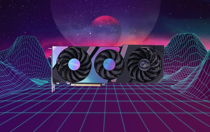 iGame GeForce RTX 3060 Ti Ultra OC-V