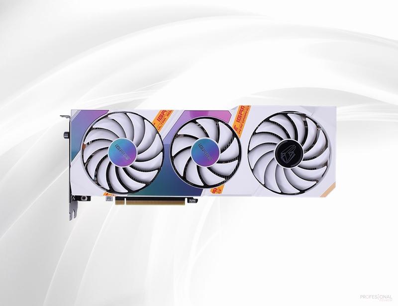 iGame GeForce RTX 3060 Ti Ultra W OC-V