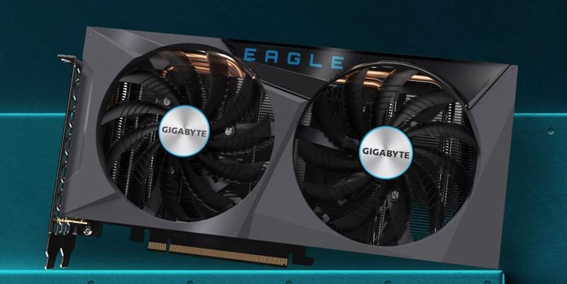 GeForce RTX™ 3060 Ti EAGLE OC 8G