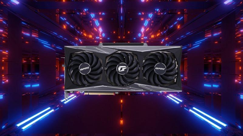 iGame GeForce RTX 3060 Ti Vulcan OC-V
