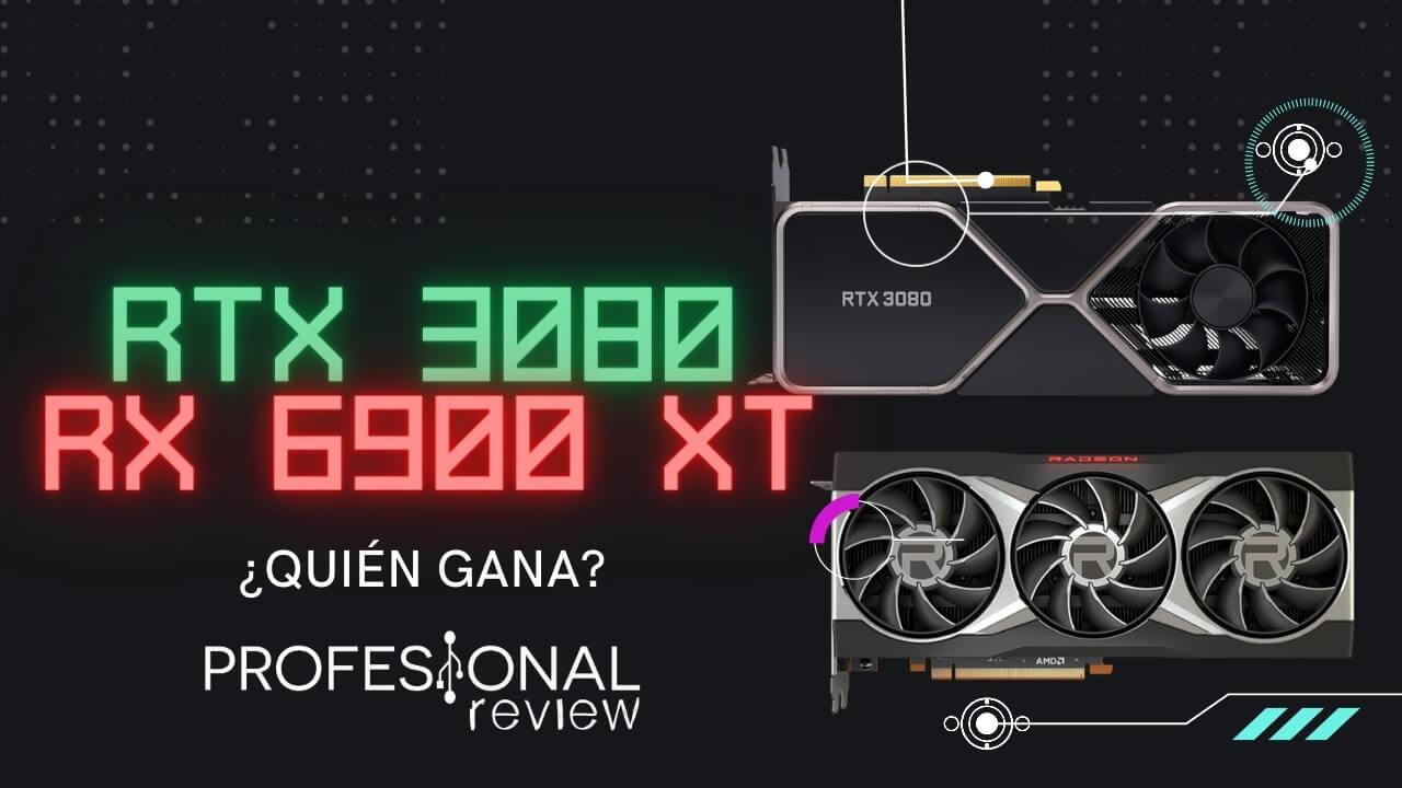 RTX 3080 vs RX 6900 XT