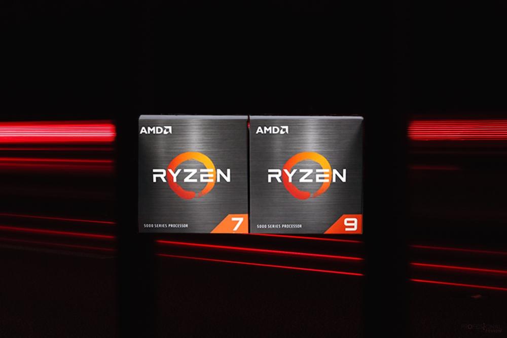 Ryzen 7 5800X 5900X