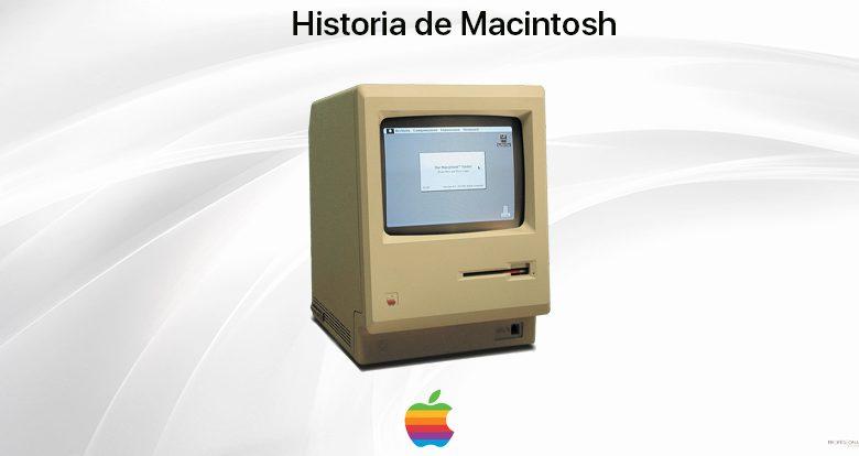 historia macintosh apple