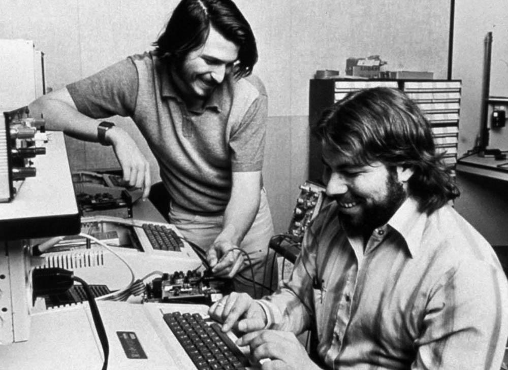 Apple computers Steve Jobs Wozniak