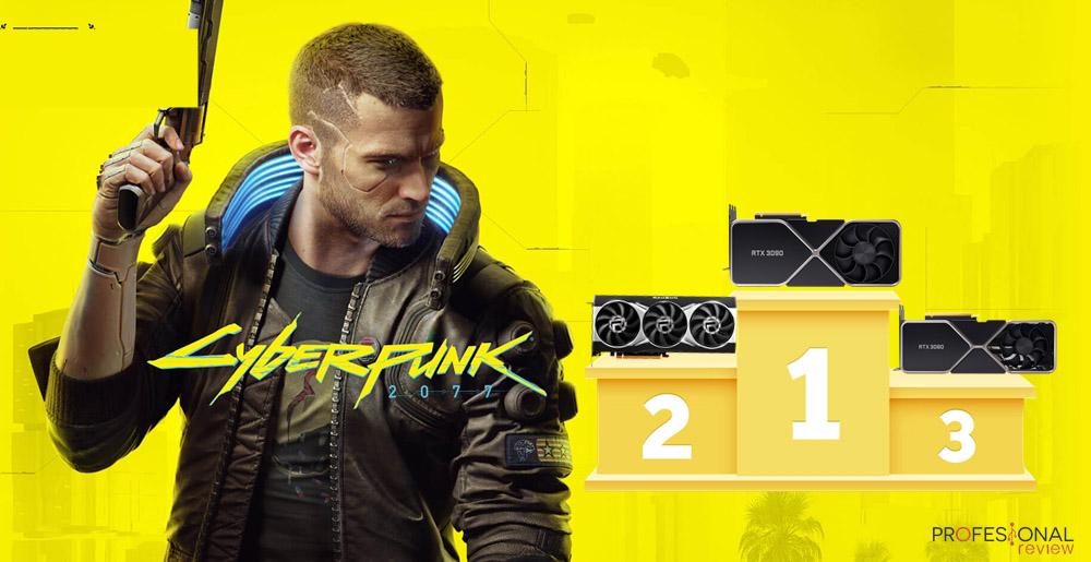 cyberpunk 2077 rendimiento