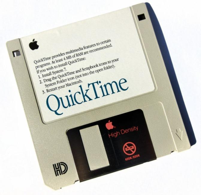 disquete 3.5 apple