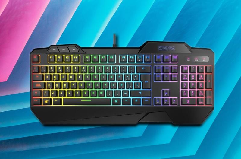 krom krusher teclado