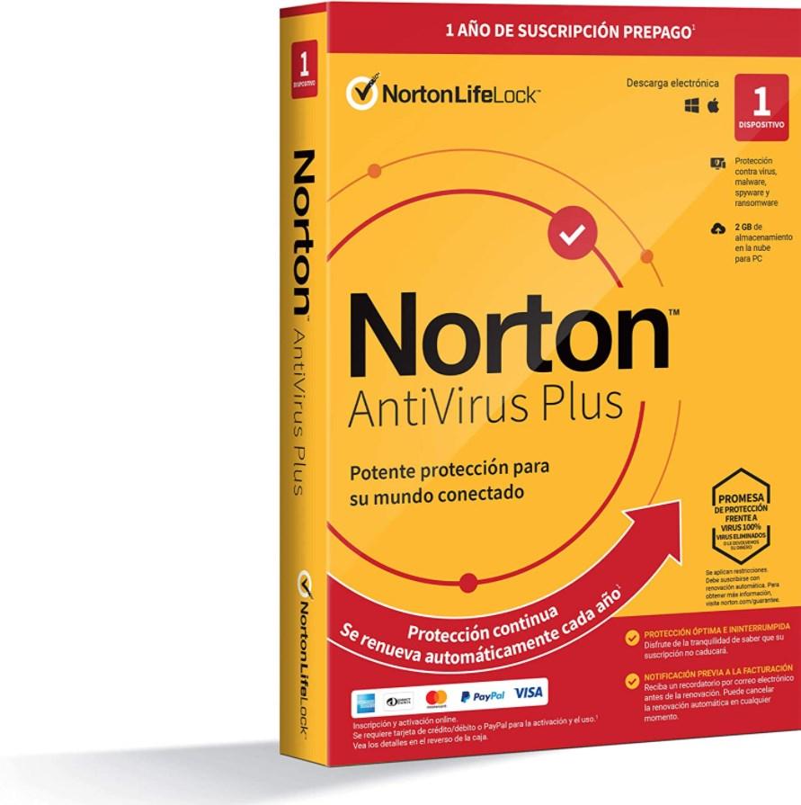 mejores antivirus 2021 norton