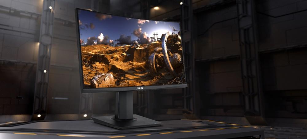 mejores monitores 144 hz asus tuf gaming v24vq