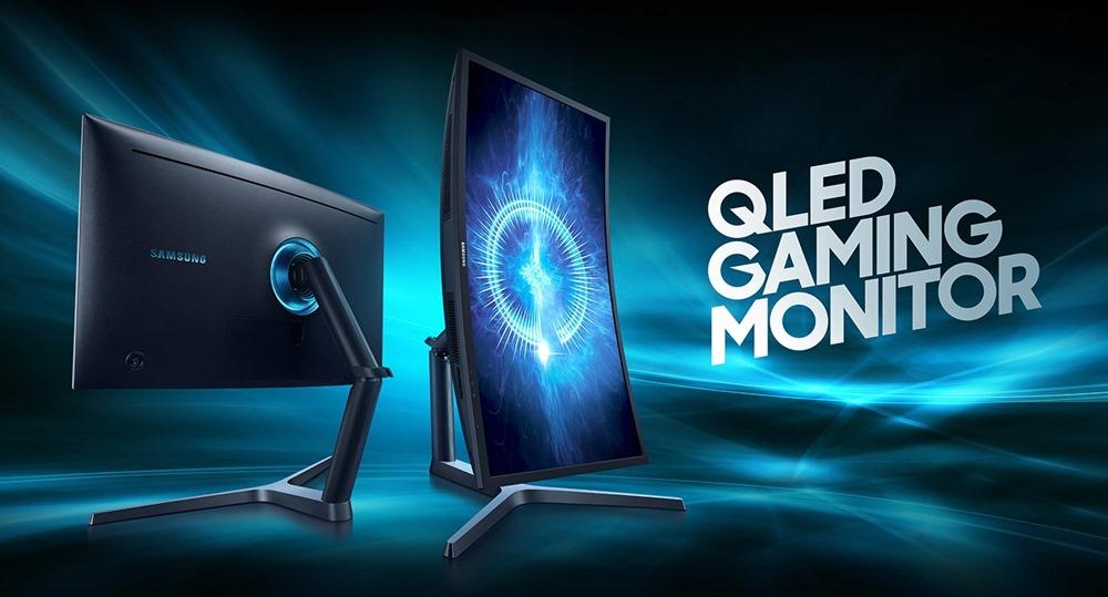 Samsung C32HG70QQUX mejores monitores 144 hz