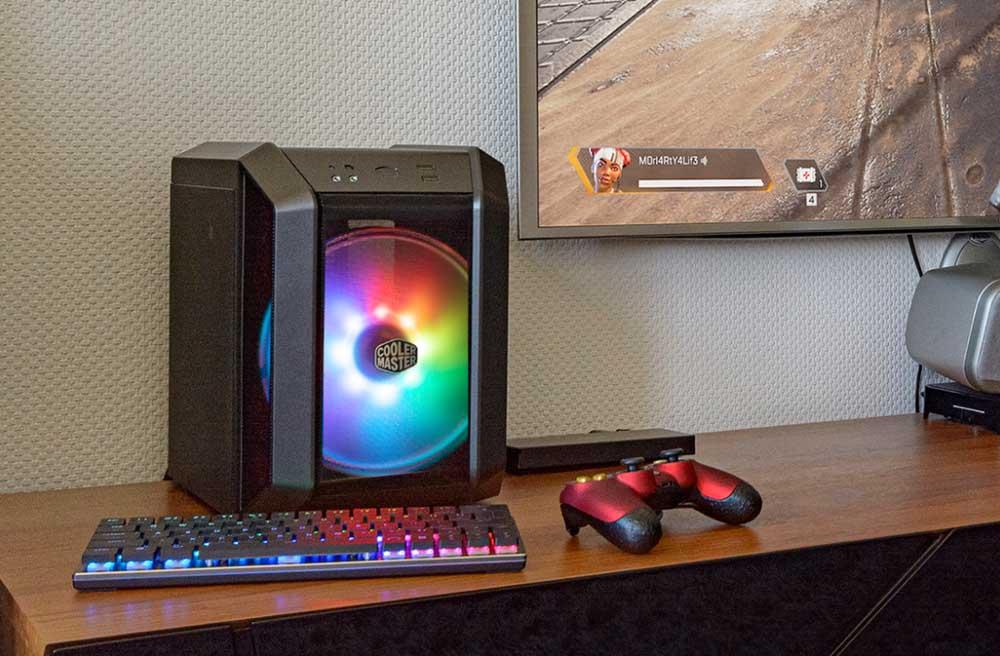 mini-itx ordenador gamer