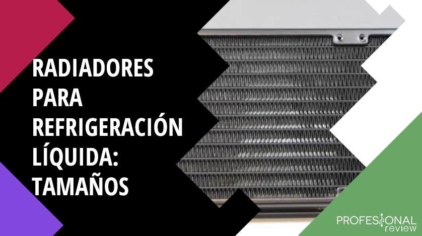 radiadores refrigeracion liquida para pc